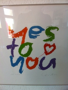 Yes to You!