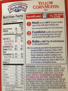 "Look for the word ""Hydrogenated""--If you see if--DON'T EAT IT!"