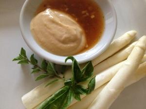 Asparagus, white