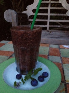 Blueberry-watermelon Smoothie