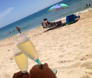 Beach - Manifesting what we need