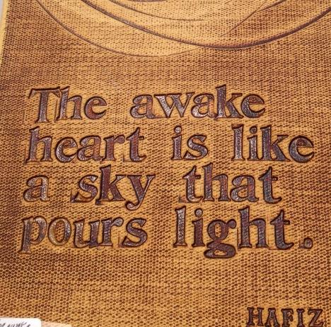 Awake heart